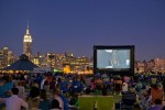 Movies Under the Stars Pier A