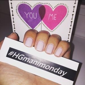 Hoboken S Mani Monday A Visit To Nail Spa Valentine Edition