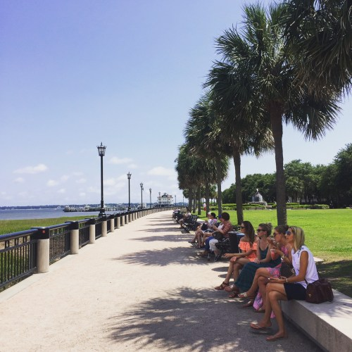 charleston-getaway-idea-waterfront-park