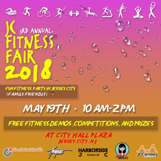 fitness fair jersey city