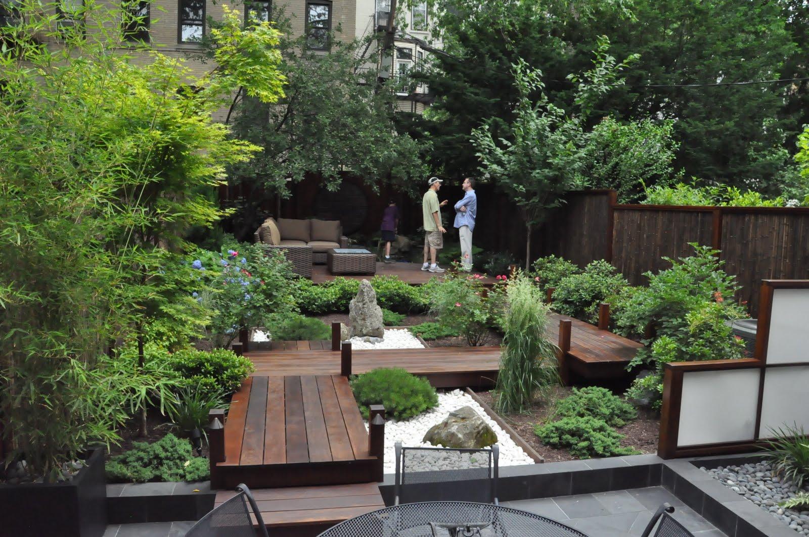 Small Backyard Japanese Garden Ideas