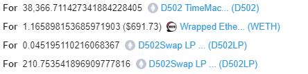 D502ステーキング