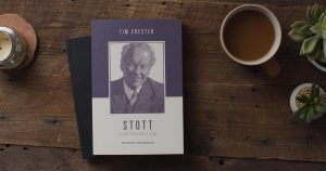 Stott on the Christian Life Book Cover