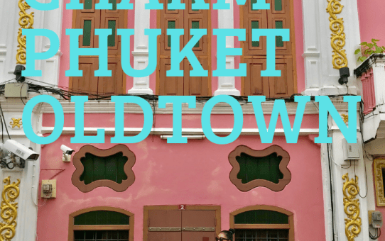 The Charm of Phuket Old Town