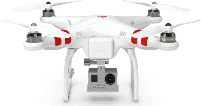 DJI Phantom Top-Rated Drone