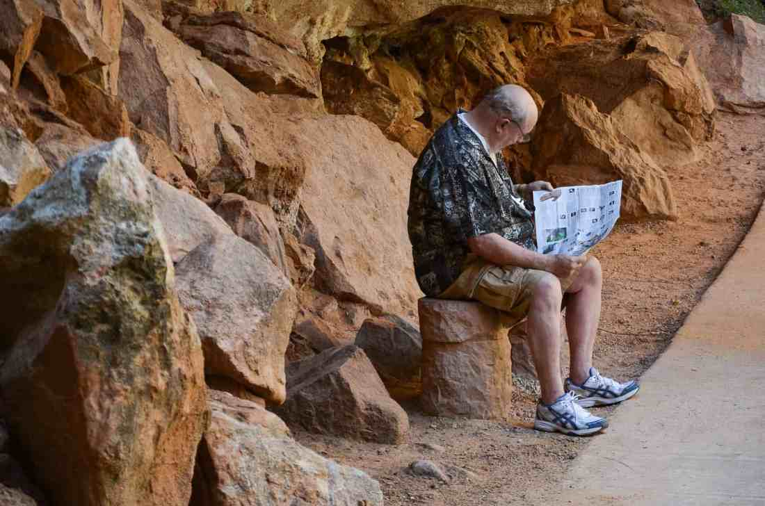 Too Old to be a Digital Nomad?
