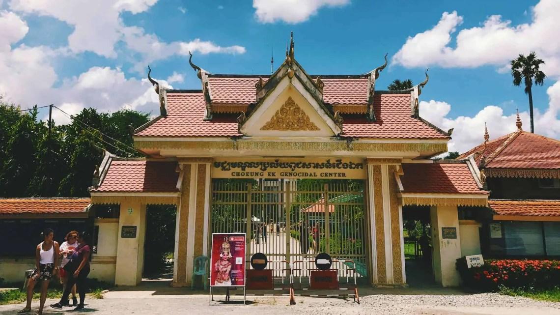 Is Dark Tourism Bad? Cambodia Killing Fields