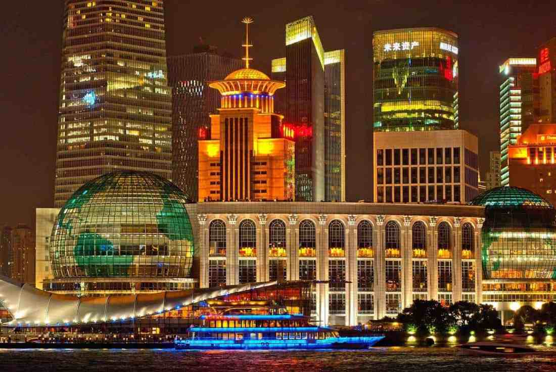 Shanghai China Deadline Travel