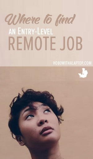Where to Find Entry-Level Remote Jobs