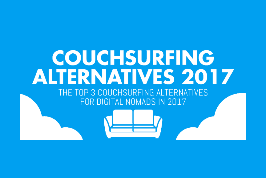 2017 Couchsurfing Alternatives