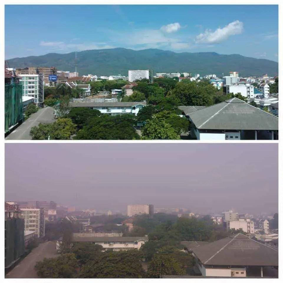What is Chiang Mai Burning Season Like?
