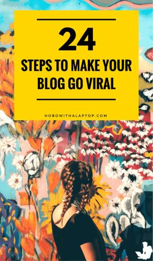 How to Make Blog Viral