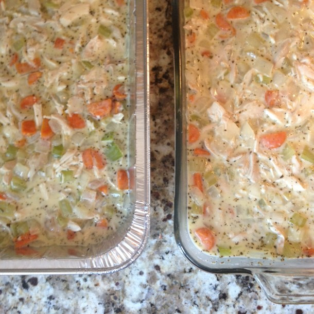 pot pie dishes