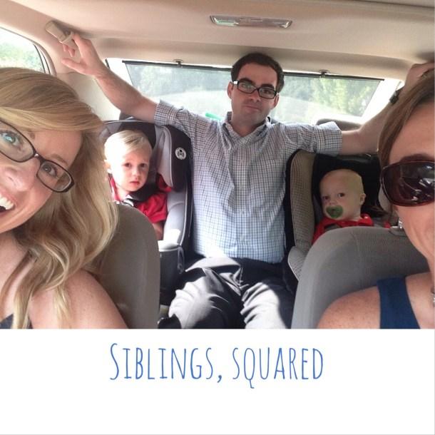 siblings squared