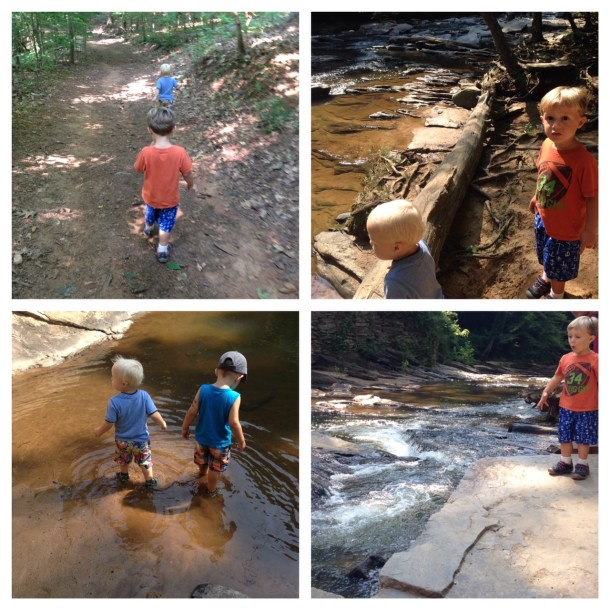 sope creek hike 1