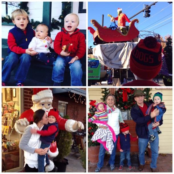2015 Dahlonega Christmas Parade