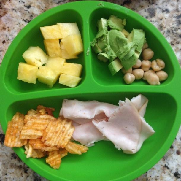 elimination diet lunch