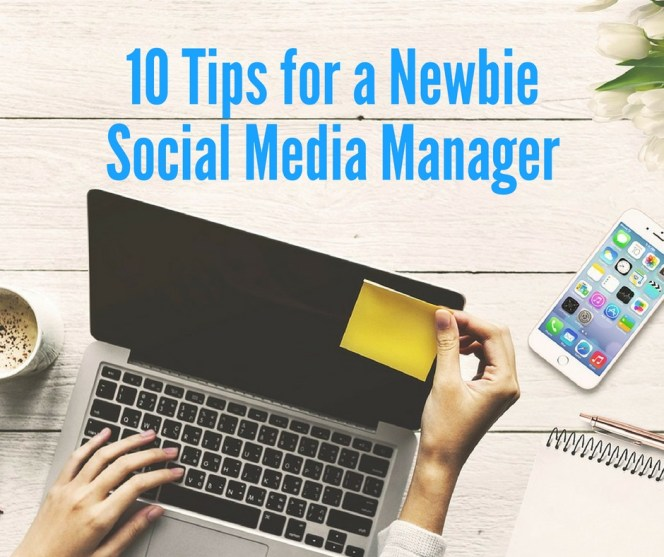 10 tips for a newbie freelance social media manager