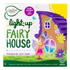 Friday Faves Fairy House