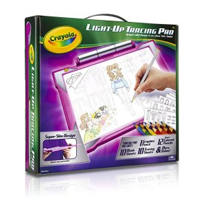 Friday Faves Crayola Tracing Pad