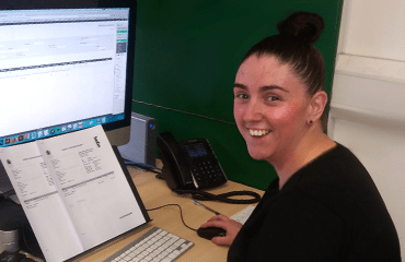 Spotlight On: Caroline Schofield