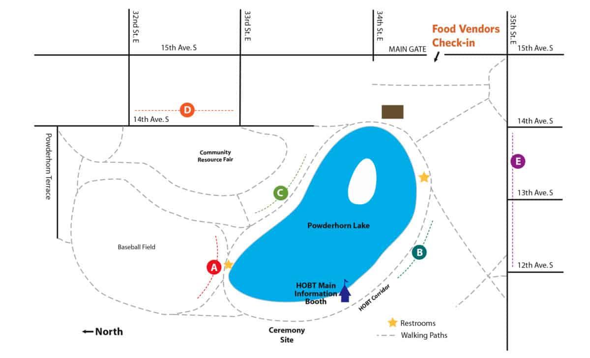 hight resolution of food vendor locations