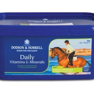 Dodson & Horrell vitamiinid ja mineraalid hobusele