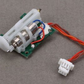 1.9 gr Linear Long Throw BB Servo