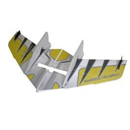 Crack Wing Yellow Full Kit ARF