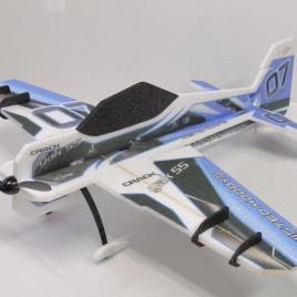 Crack Yak-55 (blue) Full Kit ARF