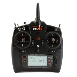 DX6 DSMX Transmitter with AR6600T