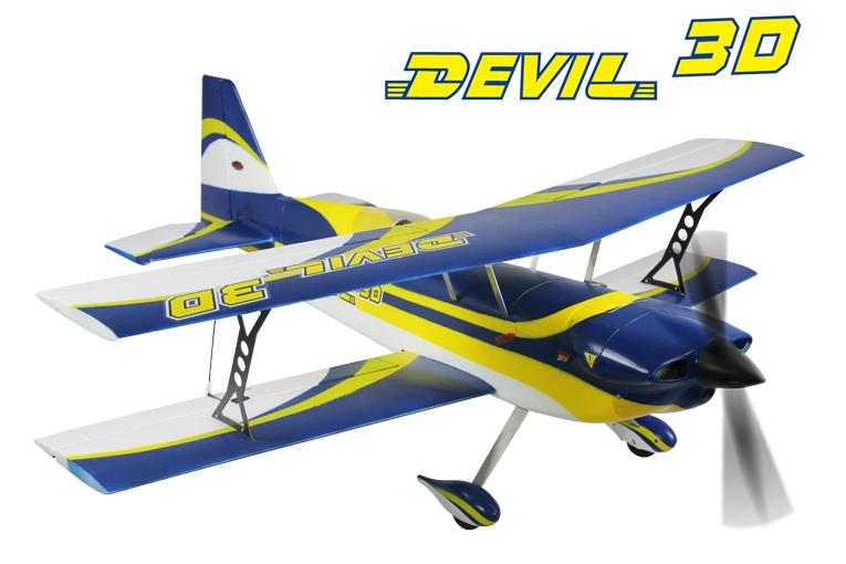 Dynam Devil 3D PNP