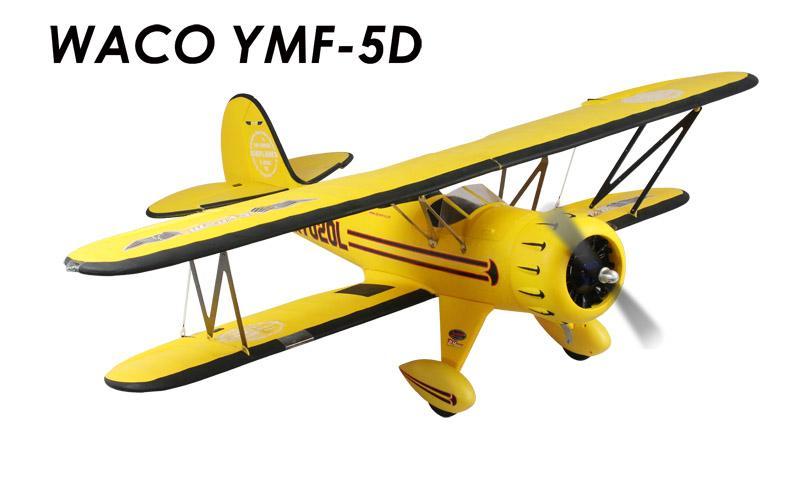 Dynam Waco YMF-5D PNP