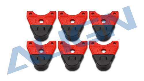 MR25 Landing Skid – Red