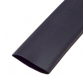 T380 Black Shrinkable Tube