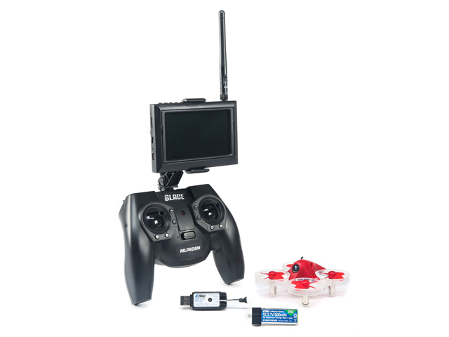 Inductrix FPV + RTF with DVR Monitor