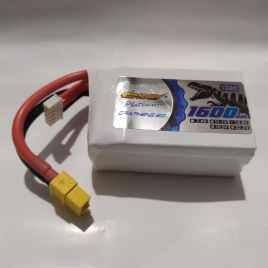 Dinogy Lipo Battery Platinum Graphene 2.0 4S 1600mAh 130C (XT60)