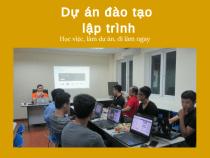 Tìm công ty nhận thực tập lập trình cho sinh viên IT