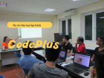 Nắm bắt cơ hội đầu tư cho tương lai với mô hình đào tạo CodePlus