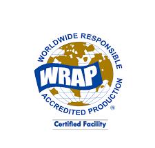 WRAP Certified