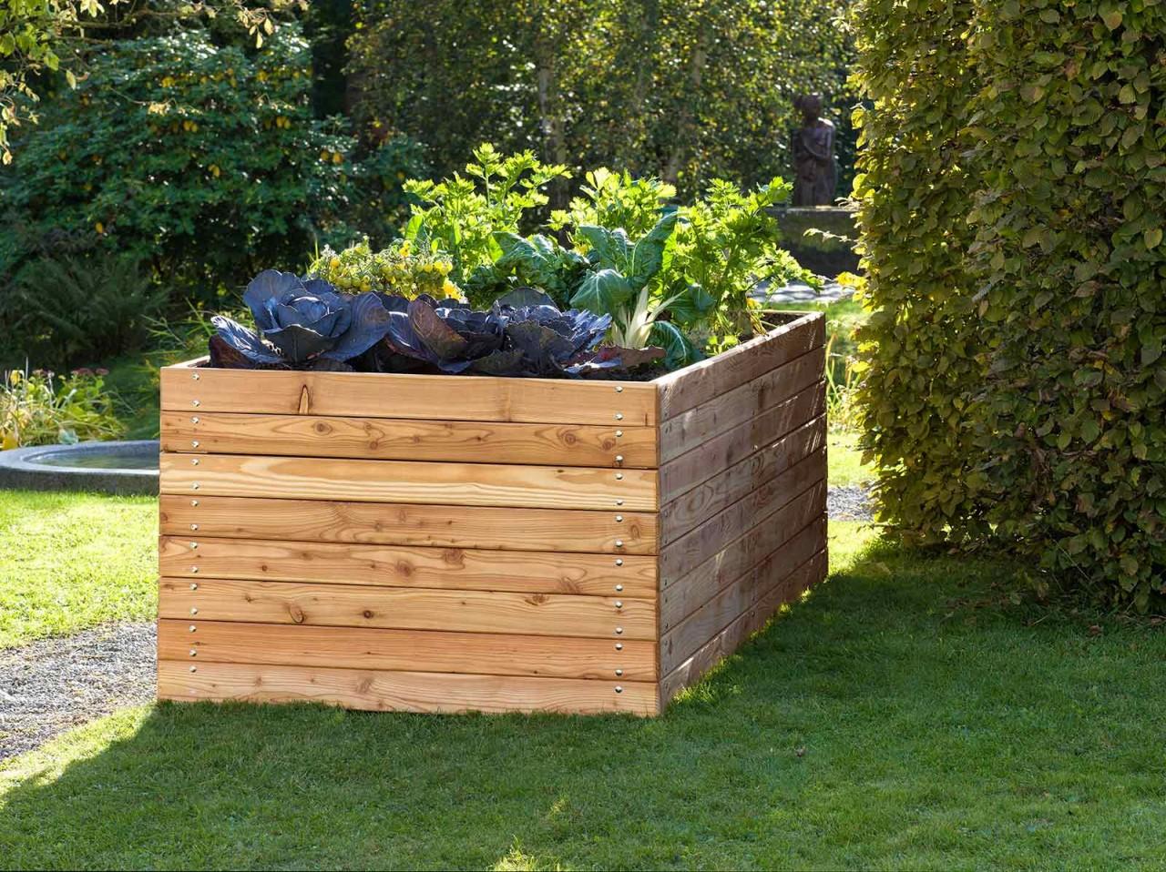 Garten Hochbeet Kaufen Metall Hochbeet Quotrosendaal Quot