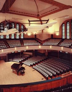 also performance hall rh hochstein
