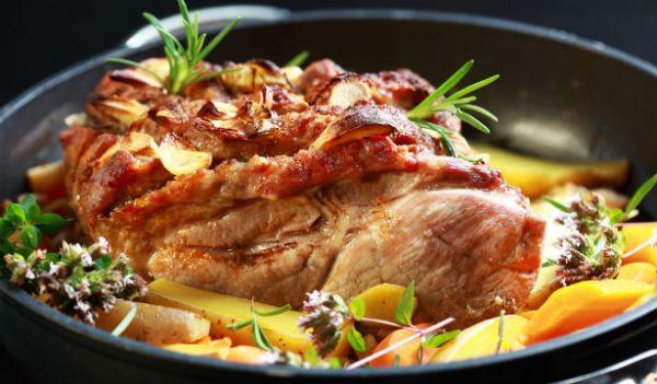 Горячие блюда из мяса: вкусные рецепты