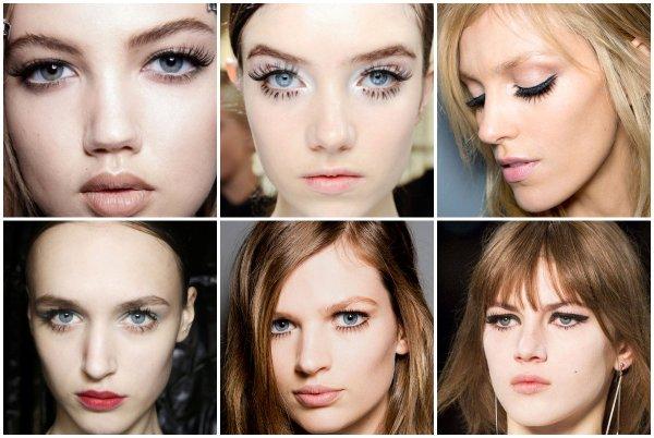 модный макияж глаз 2016