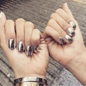 модный дизайн ногтей маникюр лето 2016