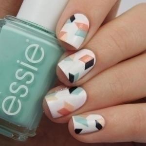 модный дизайн ногтей маникюр лета 2016