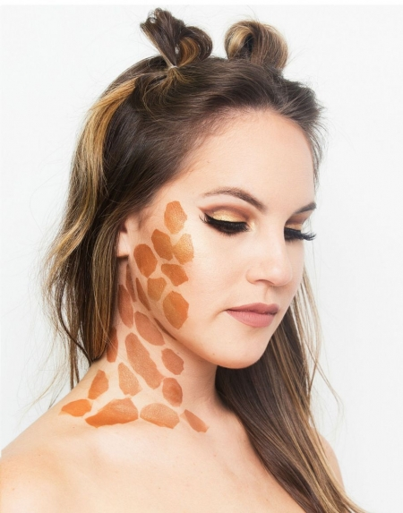 макияж хэллоуинн в домашних условиях