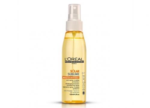 солнцезащитный спрей для волос
