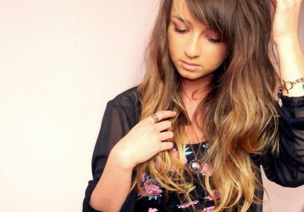 как отрастить естественный цвет волос