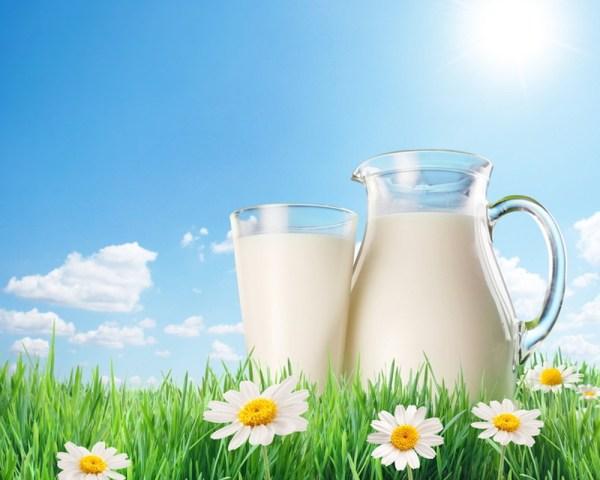 молоко для красоты
